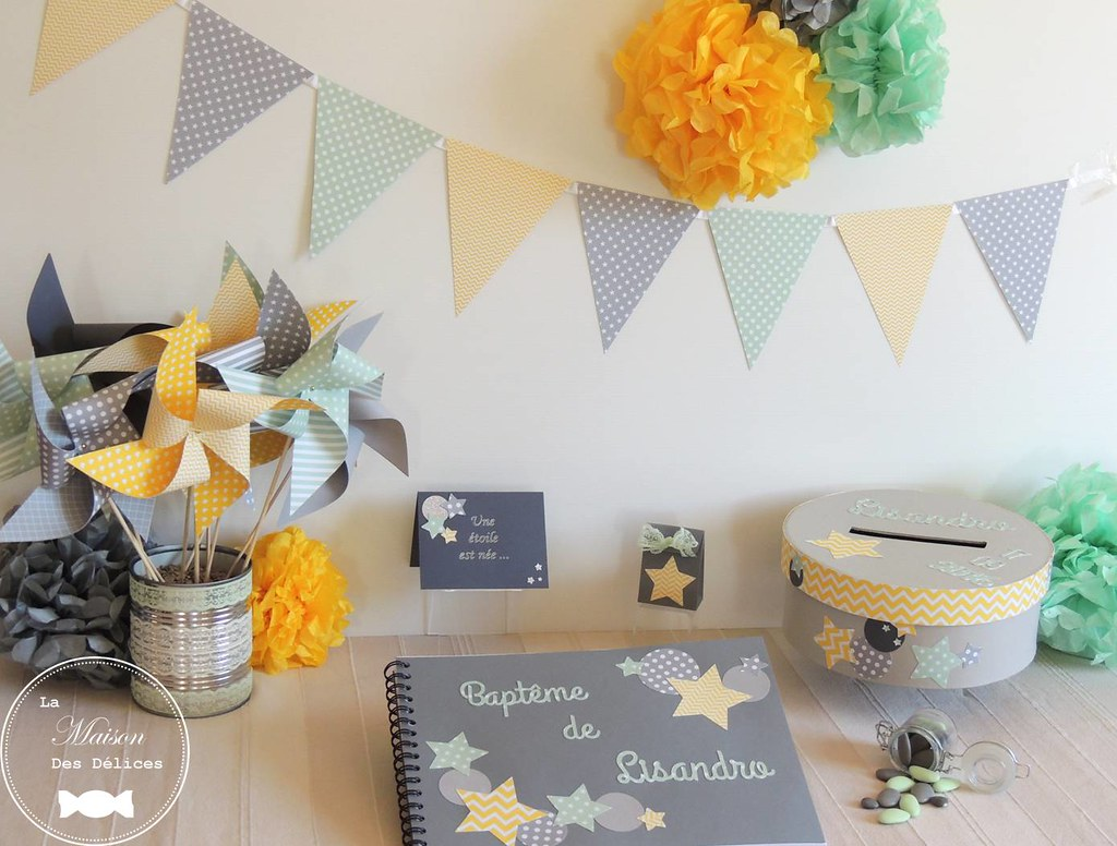 Deco Mariage Jaune Dcoration Mariage Jaune Et Gris Great Gallery Of Deco