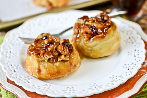 Holiday Sticky Buns 2