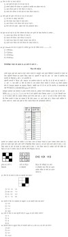Class XI CBSE PSA Sample Papers 2014 (in Hindi)