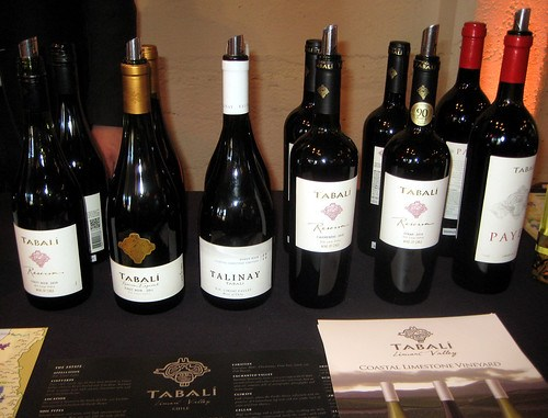 Wines of Chile 2012 U.S. Tour