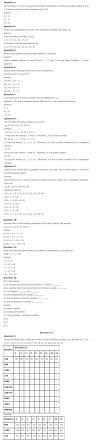 NCERT Solutions for Class 6th Maths: Chapter 3   Playing with Numbers