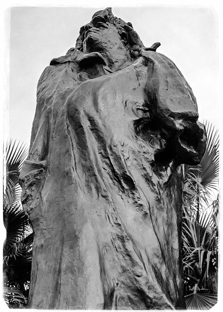 Monument to Honore de Balzac