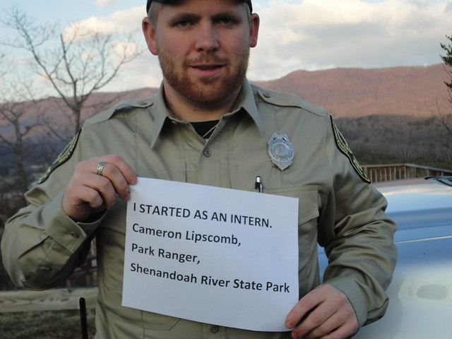 Becoming an Outdoor Greek, Part V Building your Resume - State - park ranger resume