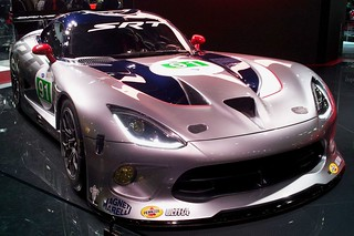 NAIAS 2013: SRT Viper