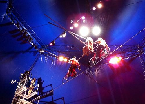 Fabulous Wallendas, Circus Sarasota, Feb. 15, 2013