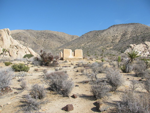 Ryan Ranch House in Joshua Tree