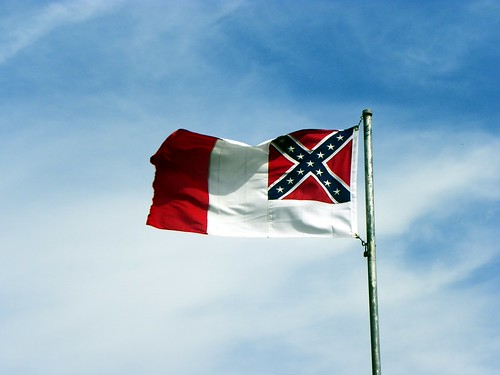 N 3d Wallpaper Third Confederate National Flag The Blood Stained Banner