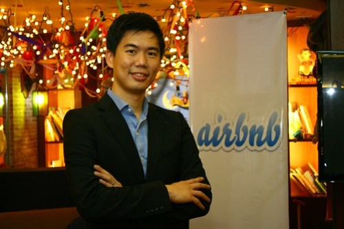 airbnb exec JJ Chai
