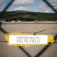 Spokane Kids No. 1: Felts Field