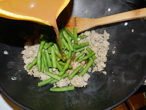 Szechuan Green Beans &  (7)