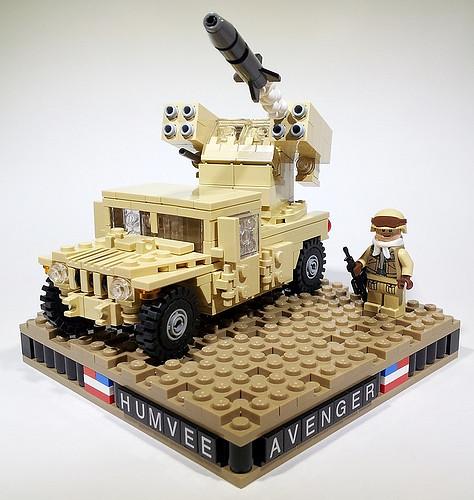 "Humvee ""Avenger"""