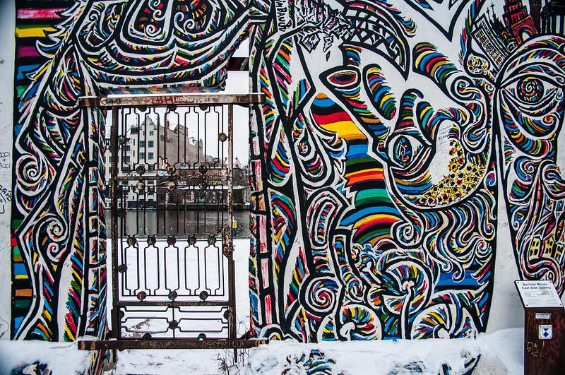East Side Gallery Berlin Wall-21