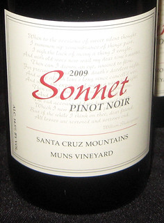 4/1/12 Santa Cruz Mountains Pinot Paradise