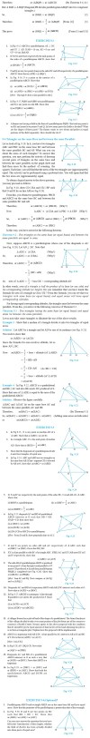 NCERT Class IX Maths Chapter 9 Areas of Parallelograms Image by AglaSem