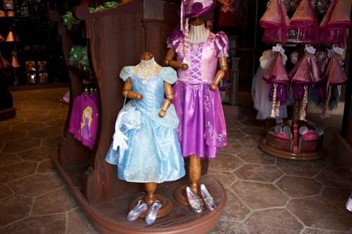 Fantasy Faire at Disneyland