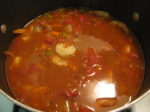Shrimp Chili Lime Soup