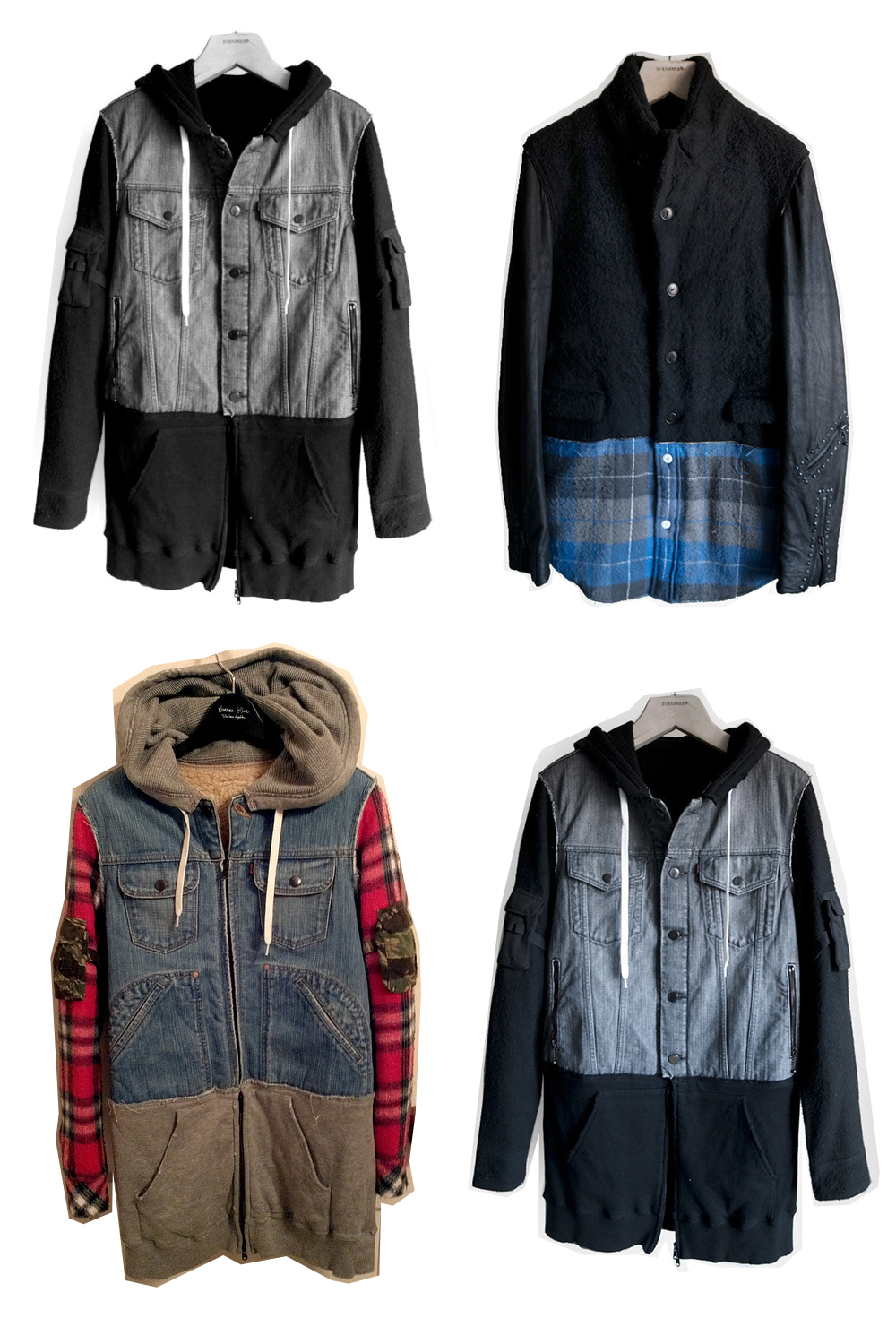 Tuukka13 - Inspiration - Number Nine Jackets - Mood Board - 1