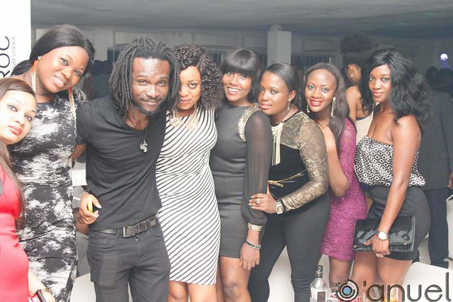 8631619028 6f4b7126e1 z Photos: Ciroc, stars, hot babes and more at Banky W 32nd Birthday party