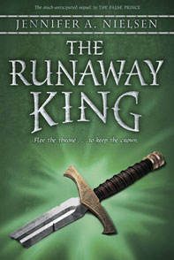 8656099675 511d5e519a o The Runaway King by Jennifer A. Nielsen