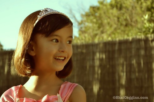 Day 61/365 (2013): My Little Princess...