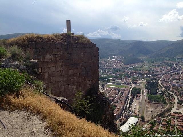Amasya Castle