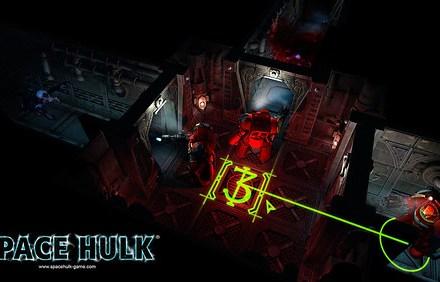 Space Hulk First Ingame Screenshot Tactical Camera