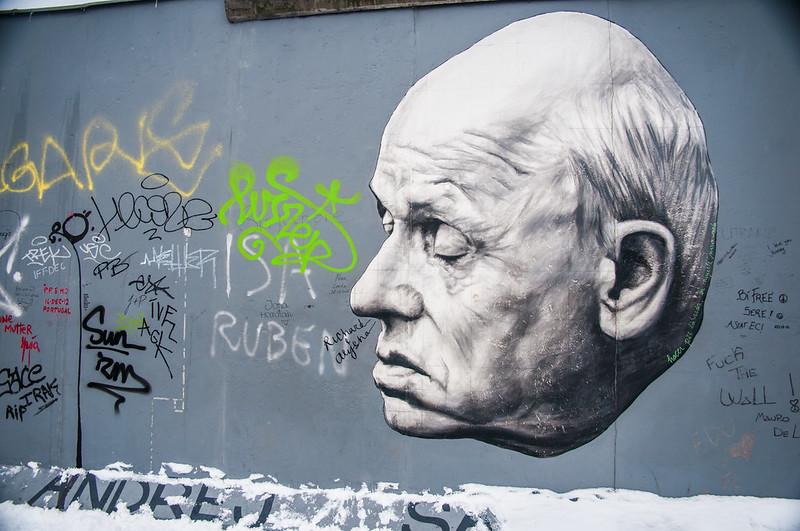 East Side Gallery Berlin Wall-20