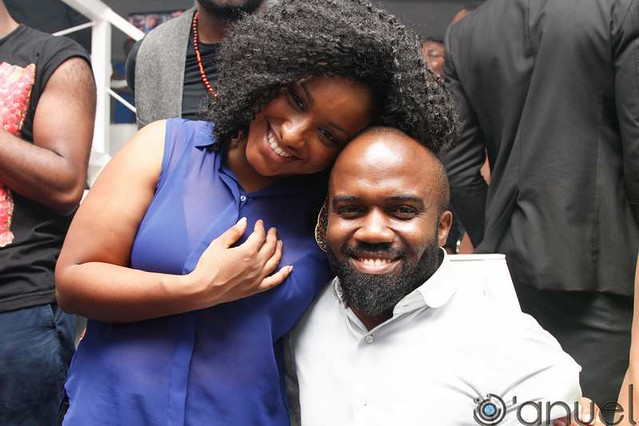 8630513329 b383b70125 z Photos: Ciroc, stars, hot babes and more at Banky W 32nd Birthday party