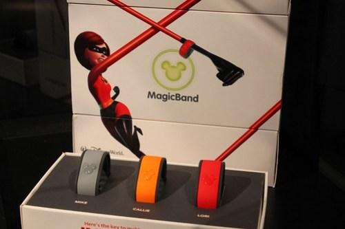 MyMagic+ Walt Disney World annual pass RFID upgrade