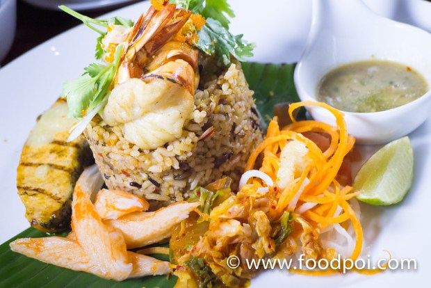 Kompassion Thai Fusion Food Damansara Kim - Food Point of ...