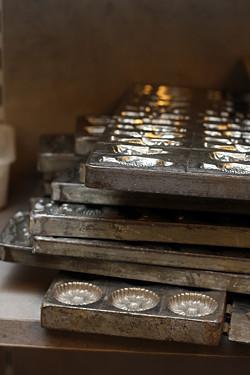 chocolate molds in paris