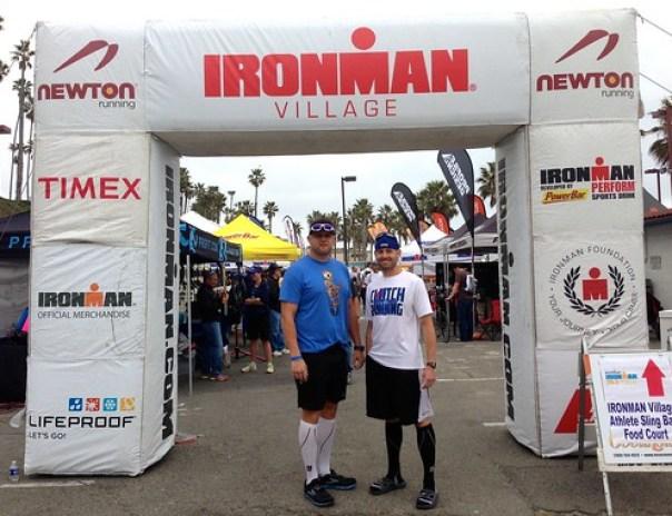 Ironman 70.3 California