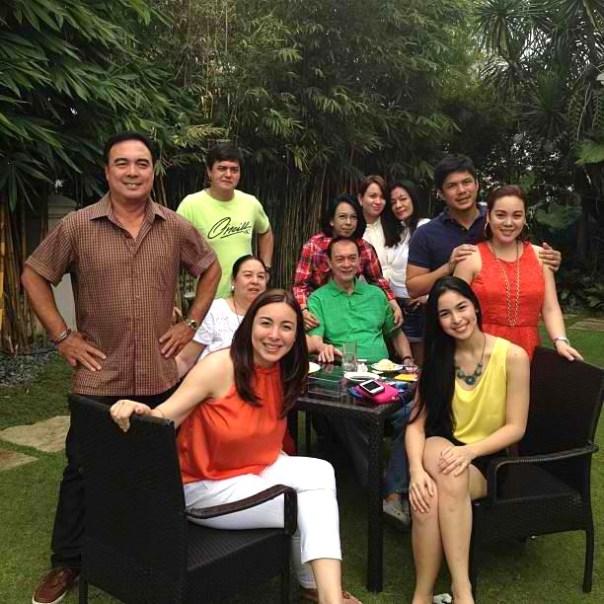 Barretto family