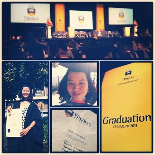 Day 105/365 (2013) / 16/52: Graduation Day!