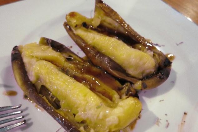 Sweetened bananas