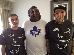 Reggie in Canada