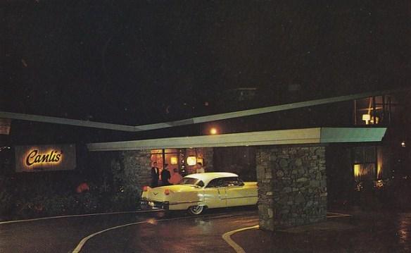 Canlis' Restaurant Seattle WA