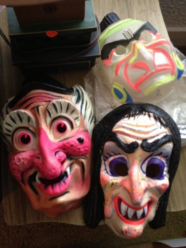 Awesome Halloween Masks