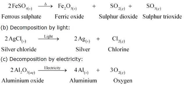NCERT Solutions for Class 10th Science: Chapter 1 Chemical Reactions and Equations, NCERT CBSE Solved Question Answers, KEY NOTES, NCERT Revision Notes, Free NCERT Solutions Online