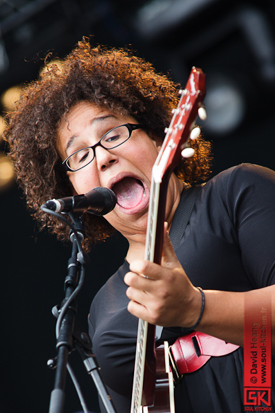Alabama Shakes @ Musilac 2012