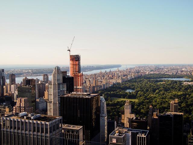 Rockefeller Center New York City (NYC)
