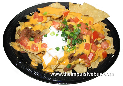 Taco Bell Steak Nachos BellGrande