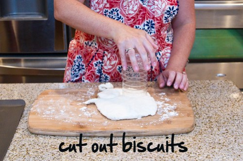 cut out biscuits