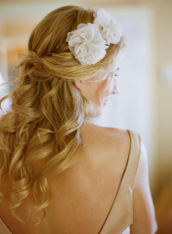 Wedding bride look - FY Makrham hair salon