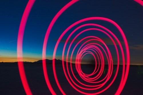Lightwand test red
