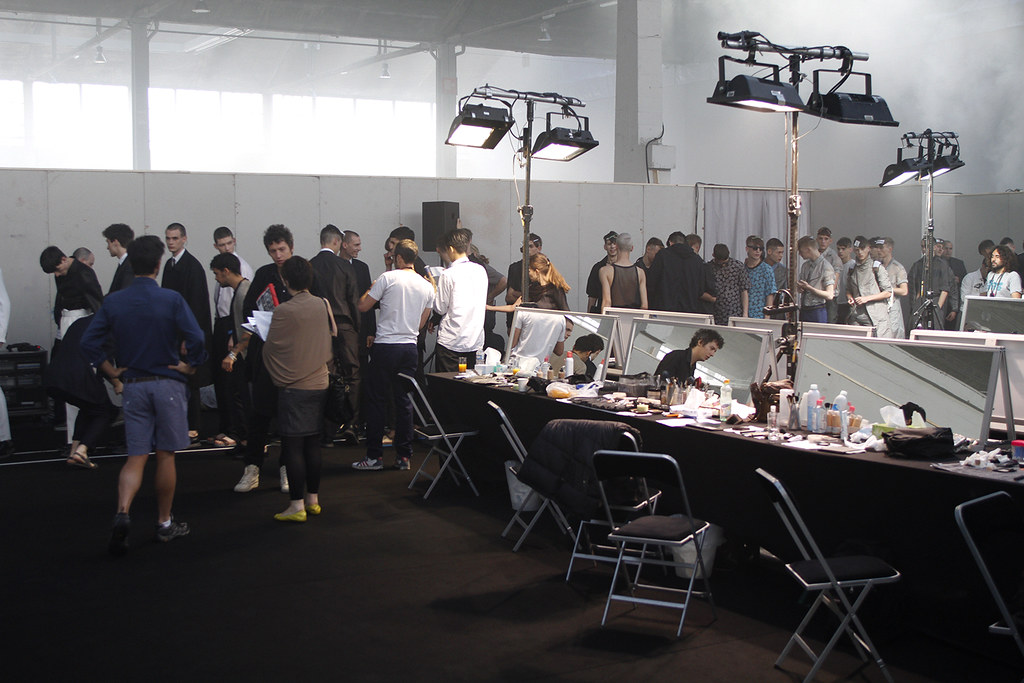 2012_07_01 Lanvin SS 13 Menswear Show Backstage - Paris Mens Fashion Week - Hypebeast Exclusive - Tuukka Laurila - 1