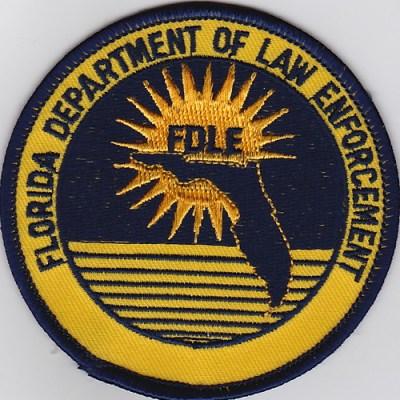 Florida - Law Enforcement Patches