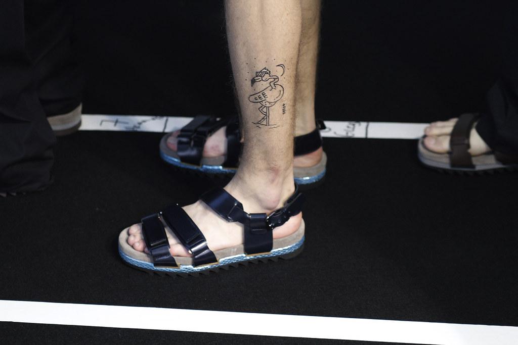 2012_07_01 Lanvin SS 13 Menswear Show Backstage - Paris Mens Fashion Week - Hypebeast Exclusive - Tuukka Laurila - 5