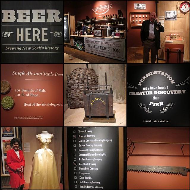Beer Here mosaic