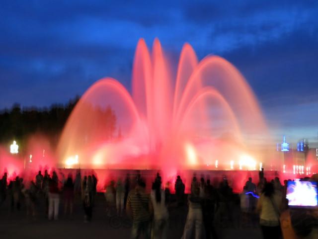 Magic Fountain of Montjuïc-009